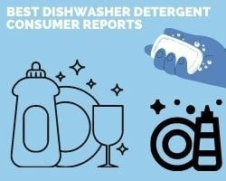 Best Dishwasher Detergent Consumer Reports