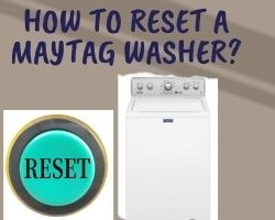 How To Reset A Maytag Washer