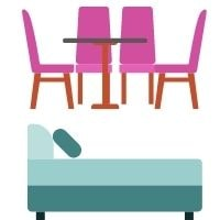 Furniture And Setting