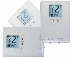 Luxpro Thermostat Locked