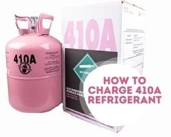 How To Charge 410a Refrigerant