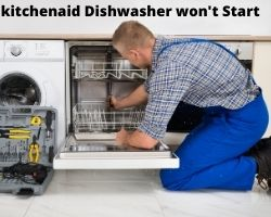 Kitchenaid Dishwasher Won't Start