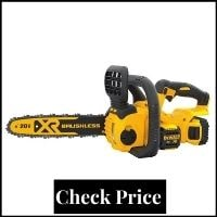 best cordless chainsaw consumer reports