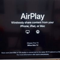 how do i fix the airplay problems with your apple devicee