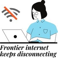 frontier internet keeps disconnecting