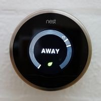nest thermostat battery won't charge